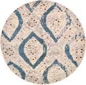 6' x 6' Hyacinth Round Rug thumbnail