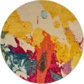245cm x 245cm Casablanca Round Rug thumbnail