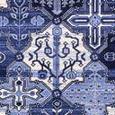 Link to Blue of this rug: SKU#3119749