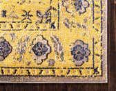 5' x 8' Fleur Rug thumbnail