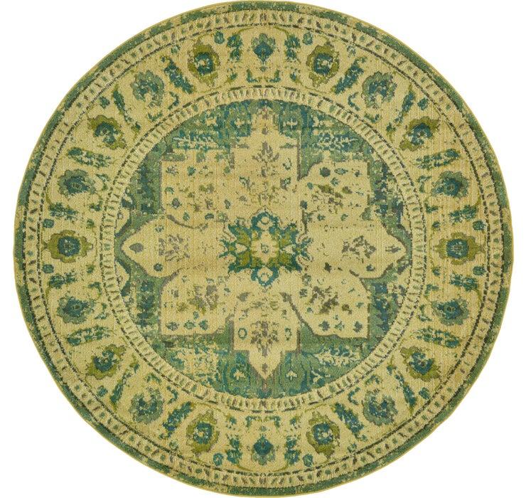 8' x 8' Palazzo Round Rug