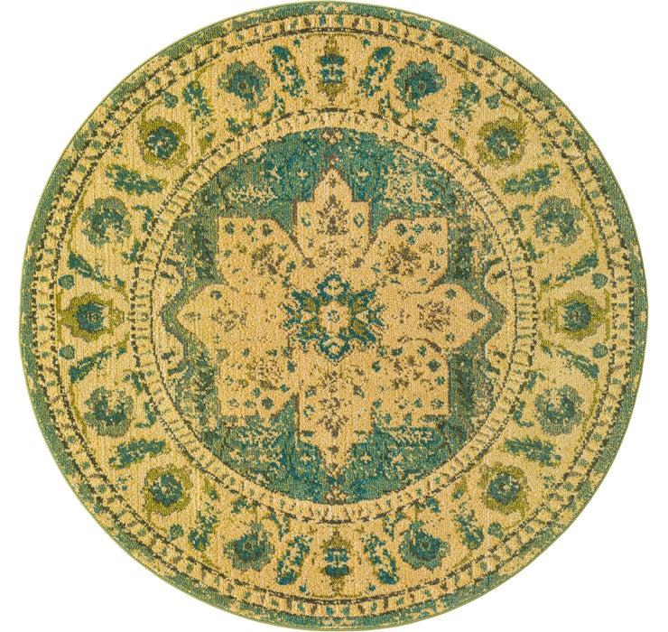 6' x 6' Palazzo Round Rug