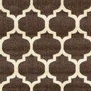 Link to Chocolate Brown of this rug: SKU#3120671
