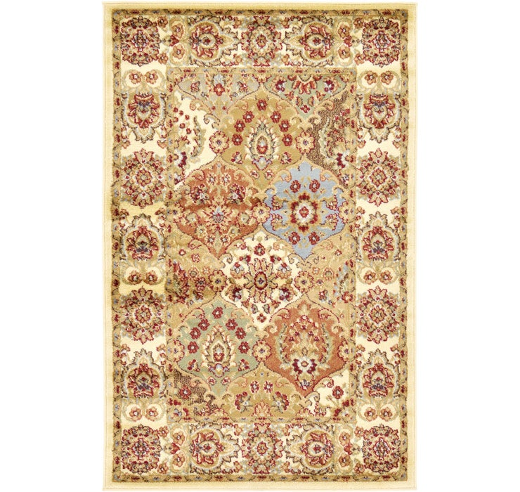 Image of 100cm x 160cm Classic Agra Rug