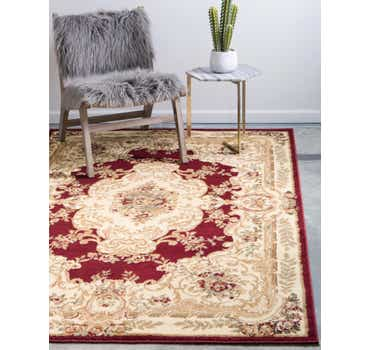 Image of 9' x 12' Classic Aubusson Rug