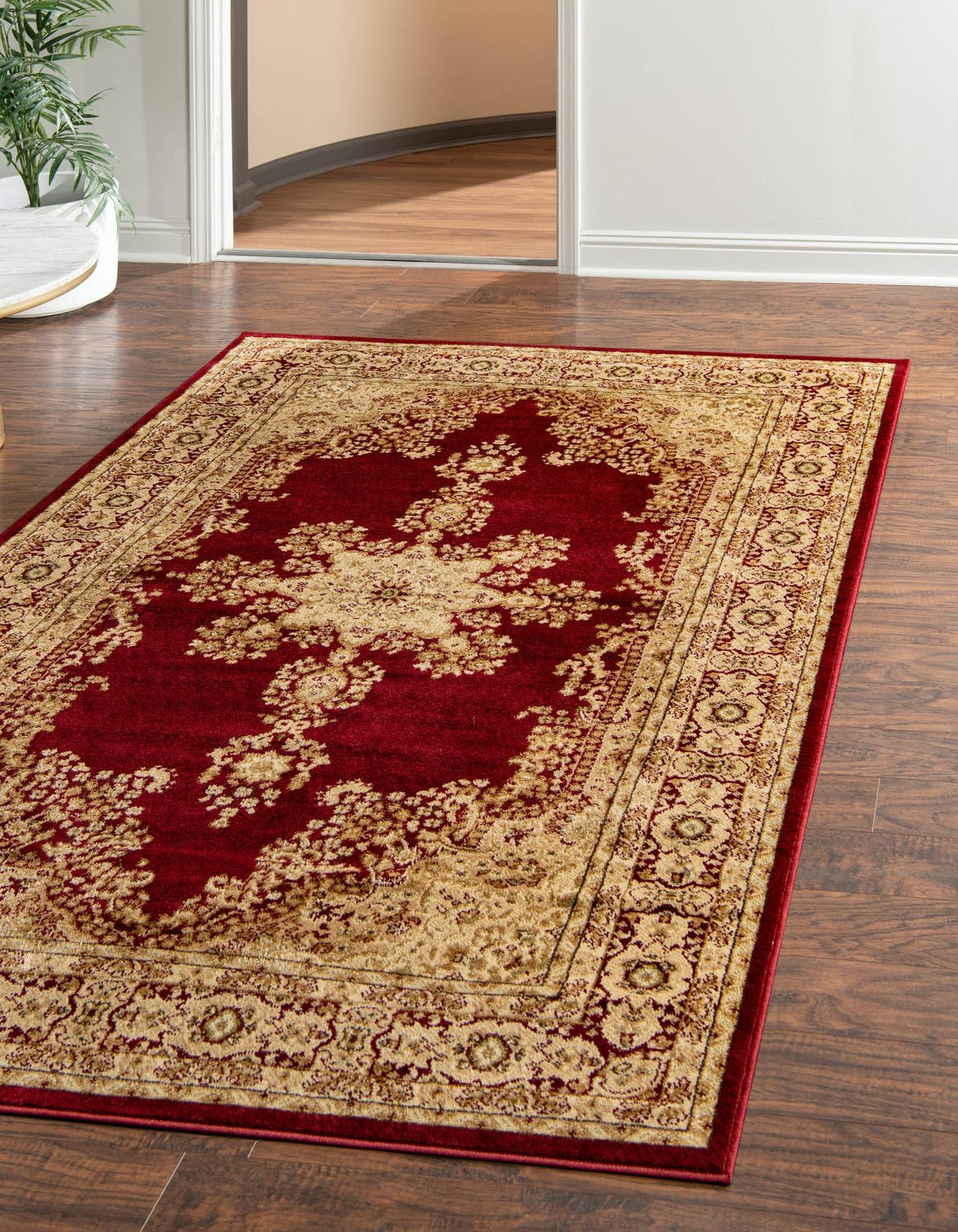 8' x 11' 4 Classic Aubusson Rug main image
