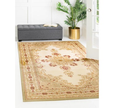 7' x 10' Classic Aubusson Rug main image
