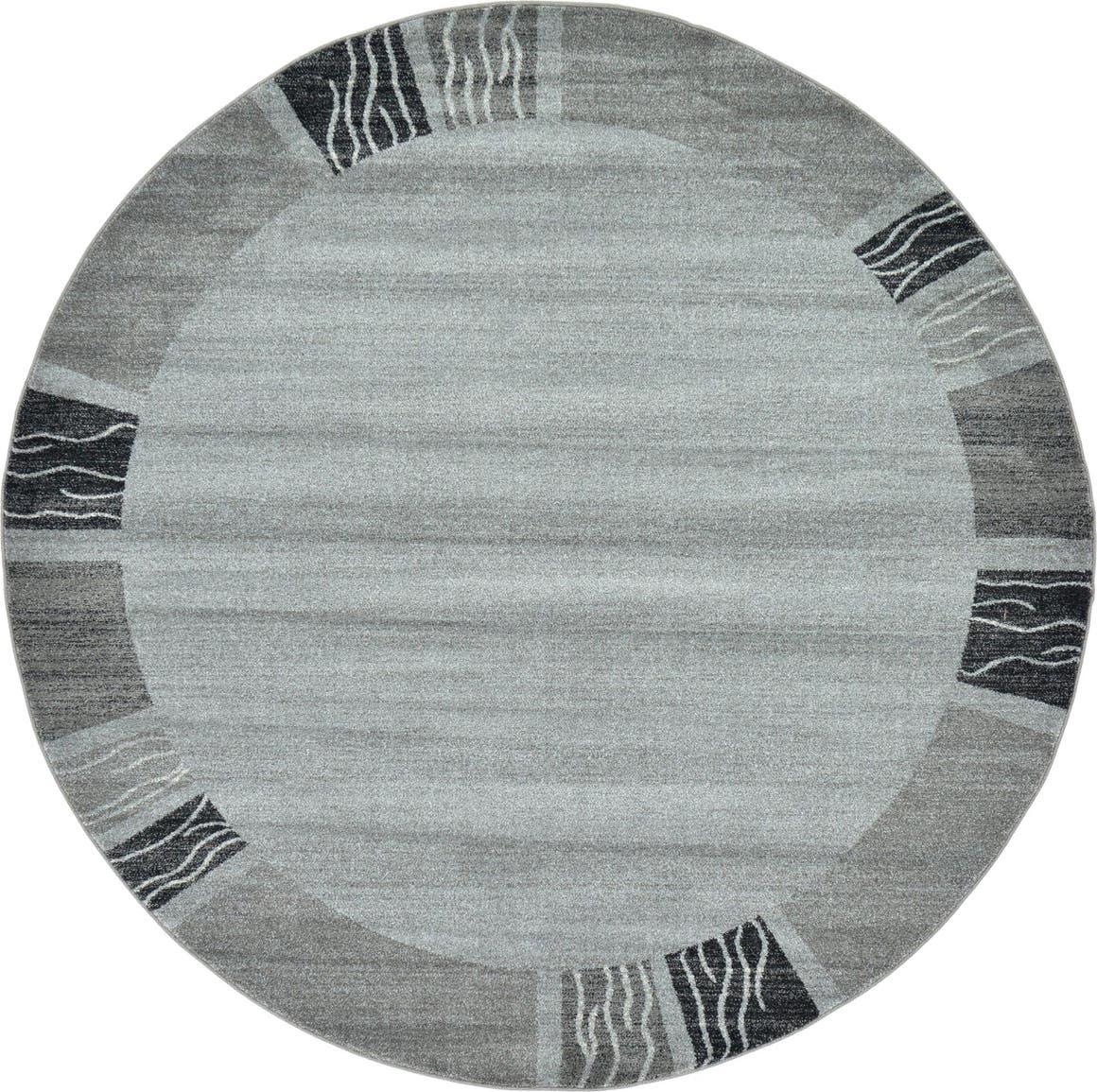 8' x 8' Loft Round Rug main image