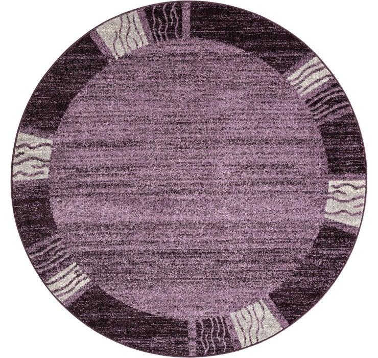 6' x 6' Loft Round Rug