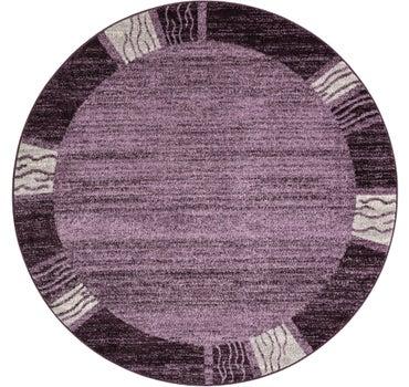 6' x 6' Loft Round Rug main image
