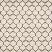 10' x 10' Lattice Square Rug thumbnail