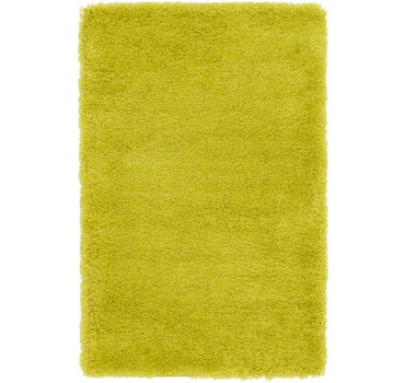 3' 3 x 5' 3 Luxe Solid Shag Rug main image