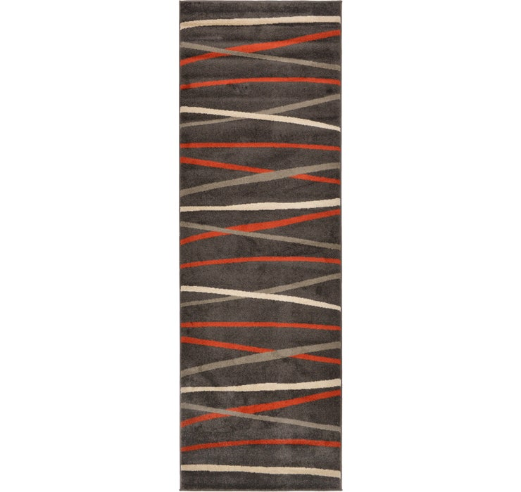 100cm x 305cm Frieze Runner Rug