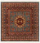 4' x 4' Serapi Square Rug thumbnail
