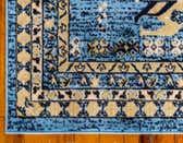 9' 10 x 13' Heriz Design Rug thumbnail