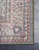 8' x 10' Mashad Design Rug thumbnail