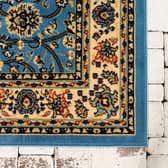 122cm x 183cm Kashan Design Rug thumbnail
