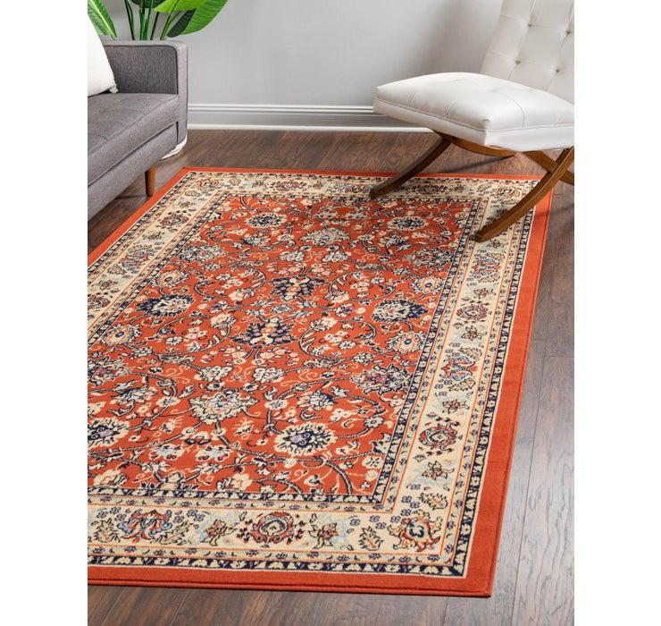 245cm x 305cm Kashan Design Rug
