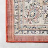 8' x 10' Kashan Design Rug thumbnail