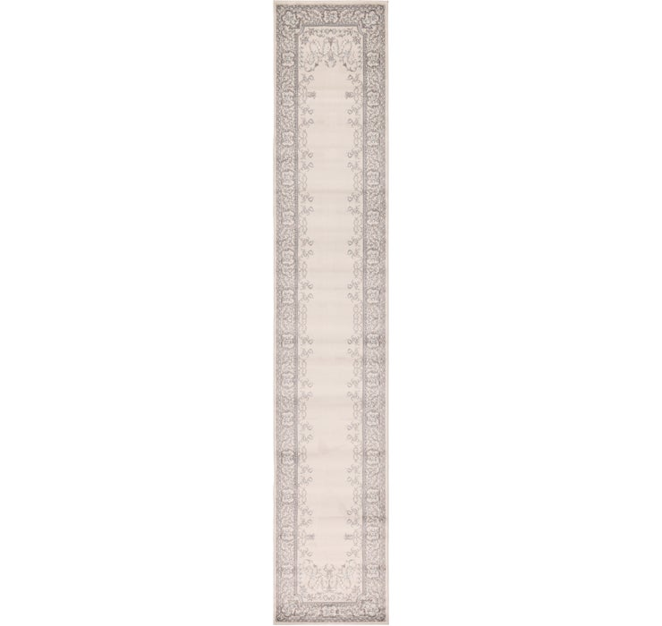90cm x 500cm Kerman Design Runner Rug