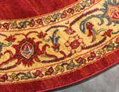 8' x 8' Serapi Round Rug thumbnail