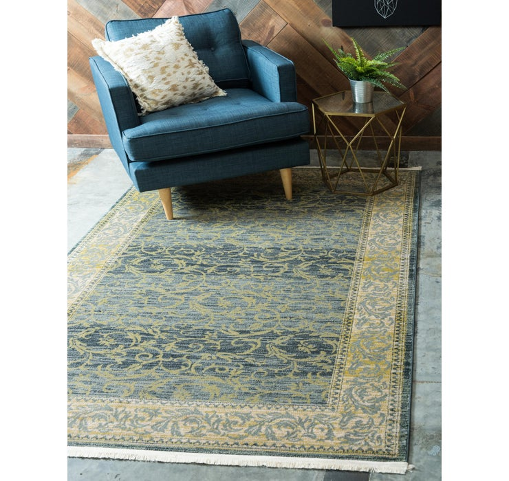 Image of 3' 3 x 5' 3 Classic Aubusson Rug