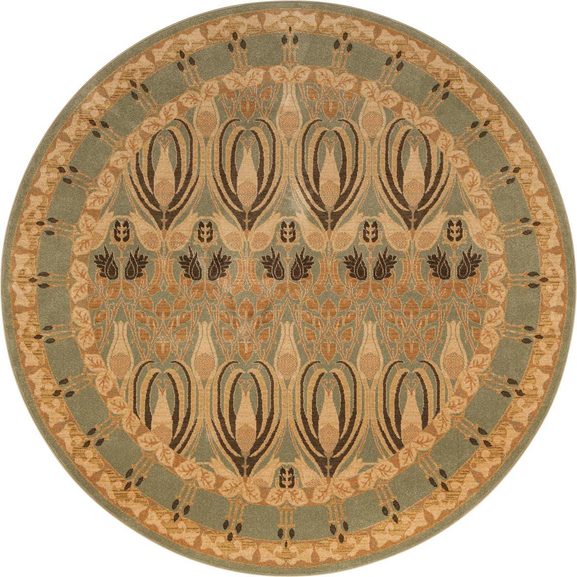 8' x 8' Kensington Round Rug main image