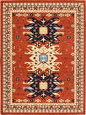 300cm x 395cm Heriz Design Rug thumbnail