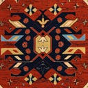 Link to Terracotta of this rug: SKU#3123441