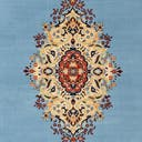 Link to Light Blue of this rug: SKU#3119279