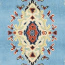 Link to Light Blue of this rug: SKU#3123467