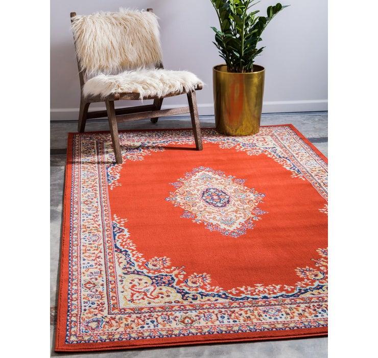 300cm x 395cm Mashad Design Rug