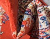 5' x 8' Mashad Design Rug thumbnail