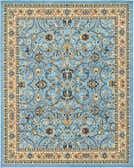 245cm x 305cm Kashan Design Rug thumbnail image 10