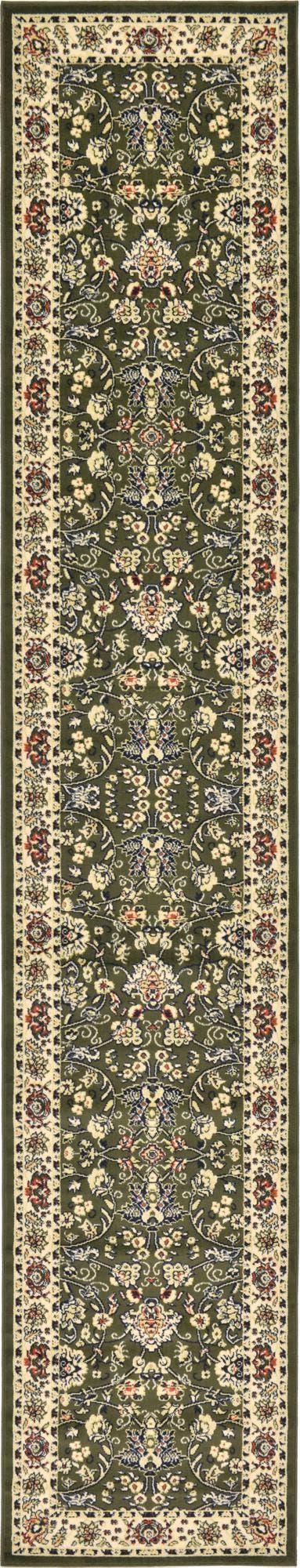 3' x 16' 5 Kashan Design Runner Rug main image