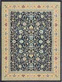 9' 10 x 13' Kashan Design Rug thumbnail