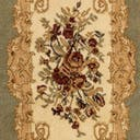 Link to Green of this rug: SKU#3123514