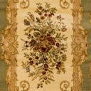 Link to Green of this rug: SKU#3123512