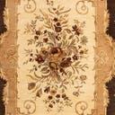 Link to Brown of this rug: SKU#3123522