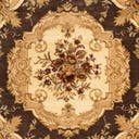 Link to Brown of this rug: SKU#3123690