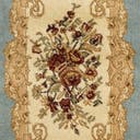Link to Light Blue of this rug: SKU#3123507