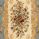 Link to Light Blue of this rug: SKU#3123512