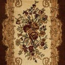 Link to Brick Red of this rug: SKU#3123514