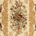Link to Cream of this rug: SKU#3123512