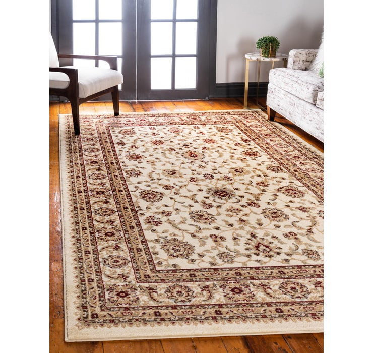 Image of 10' x 13' Classic Agra Rug