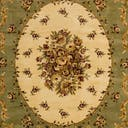 Link to Green of this rug: SKU#3123613