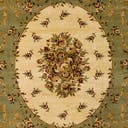 Link to Green of this rug: SKU#3123596