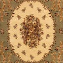 Link to Green of this rug: SKU#3123705