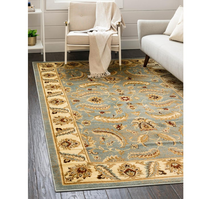 Image of 8' x 10' Classic Agra Rug