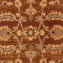 Link to Brick Red of this rug: SKU#3123632
